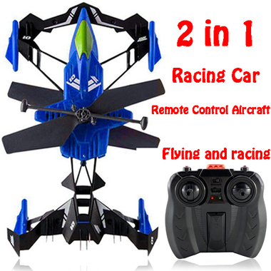 2 in 1 Remote Control Racing Car Remote Control Flying Car