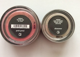 bareMinerals Travel Blush and Eyecolor