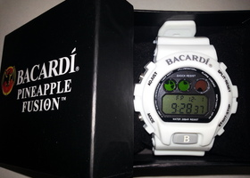 Bacardi Digital Sport Watch - Graphic Display