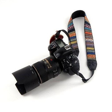 Vintage Camera Belt Strap For SLR DSLR Canon Nikon Sony