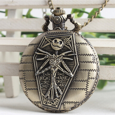 Free Shipping High Quality Burton's Nightmare Before Christmas Necklace Pendant