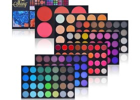 Shany Masterpiece 7-Layer Professionals' Makeup Palette