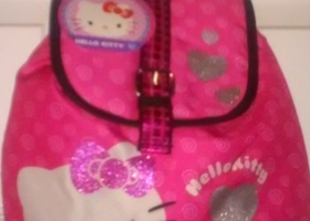 Kids Hello Kitty Mini Backpack Fushia