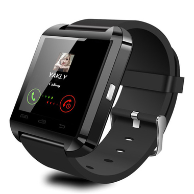 Bluetooth Smartwatch Support SIM Card for All Phone
