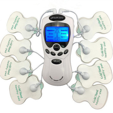 New Arrival 8 Pads Full Body Relax Pain-Relieve Therapy Massager Handy and Easy