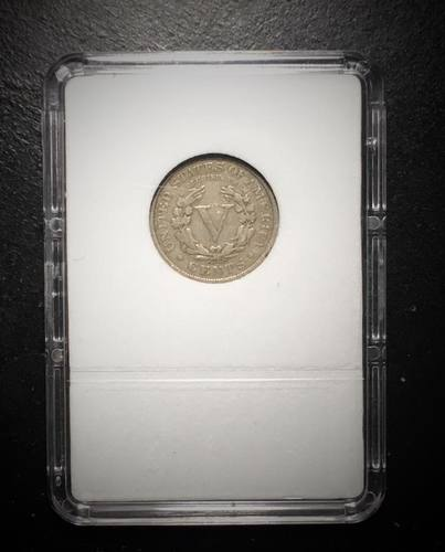 Antique Liberty Head nickel