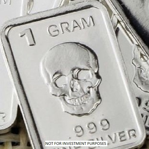SKULL FACE 1 One Gram by World Business Zone