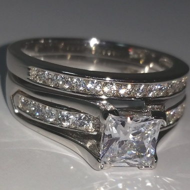 Engagement and Wedding Rings: October 25,  1pm PDT