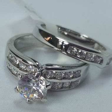 Engagement and Wedding Rings: October 23,  1pm PDT