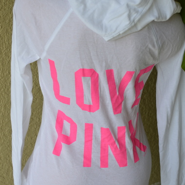 I Love P.I.N.K and Victoria's Secret: October 23,  3pm PDT